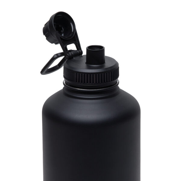 Twist on Lid with Rubber Grip