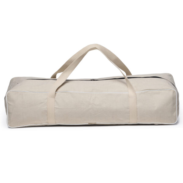 Canvas Carry Bag Back