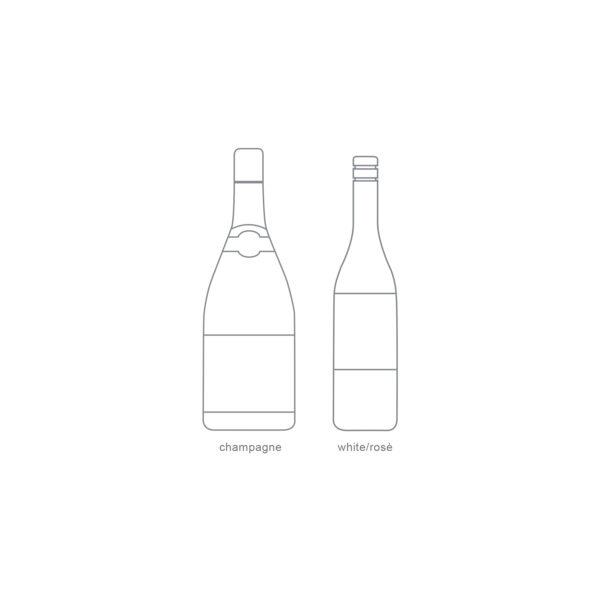 Fits most 750ml Bottles