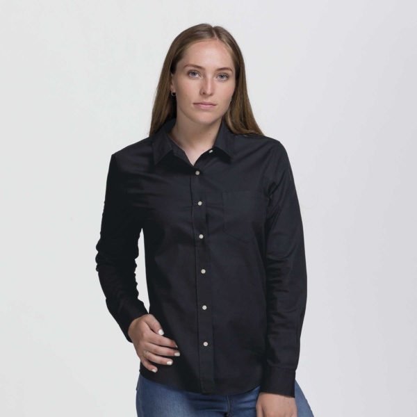 Womens Restore Shirt - Black