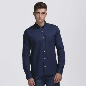 Mens Restore Shirt - Navy