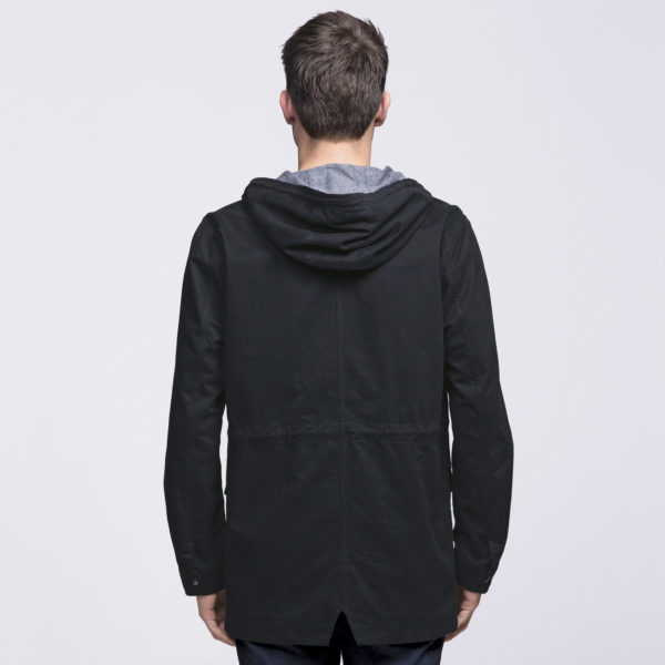 Black - Back