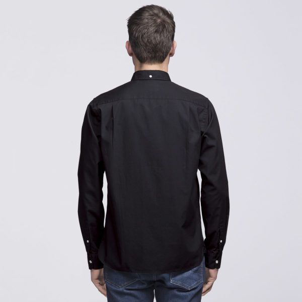 Mens Black - Back
