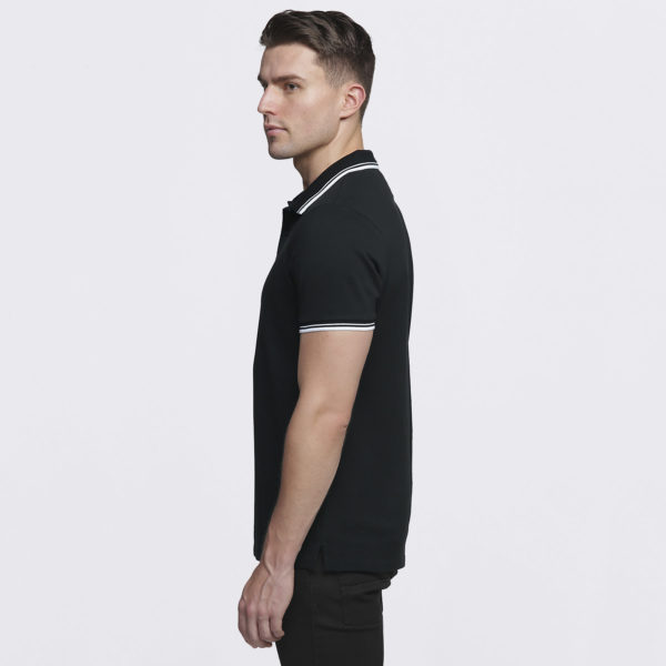 Mens Black/White - left
