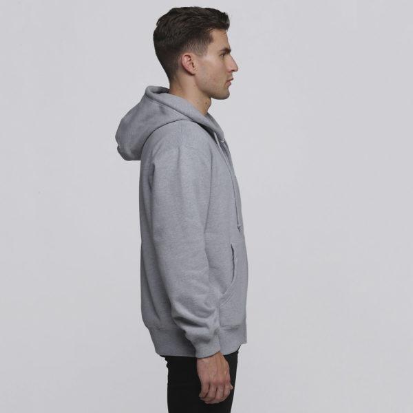 Mens Grey Marle - Right