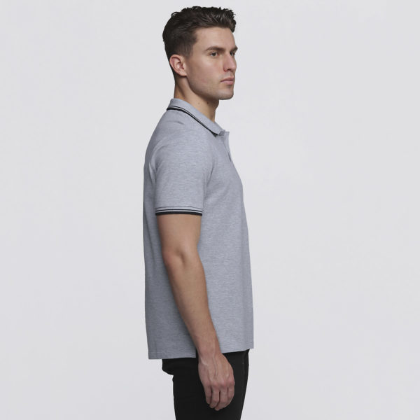 Mens Grey Marle/Black - Right