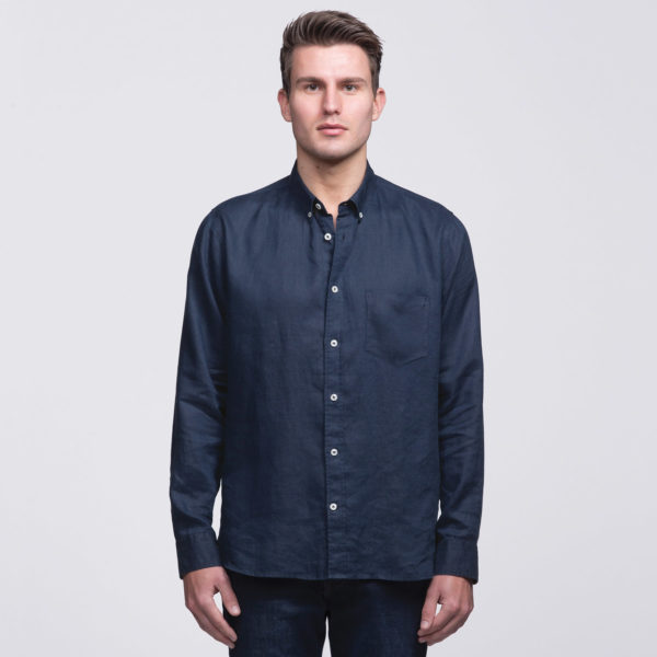 Mens Navy - Front