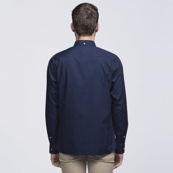 Mens Navy - Back
