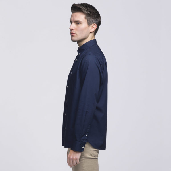 Mens Navy - left
