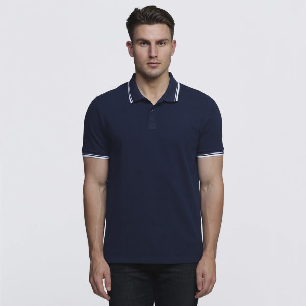 Mens Navy/White - Front