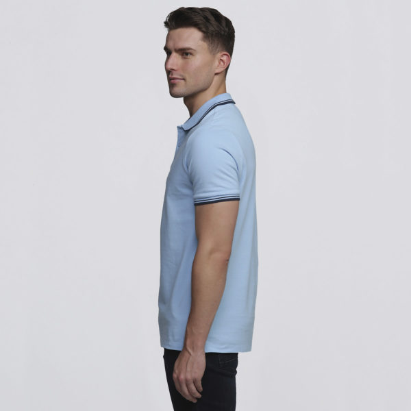 Mens Sky/Navy - left