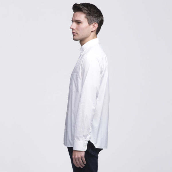 Mens White - left