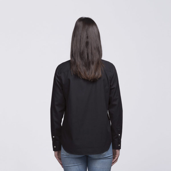 Womens Black - Back