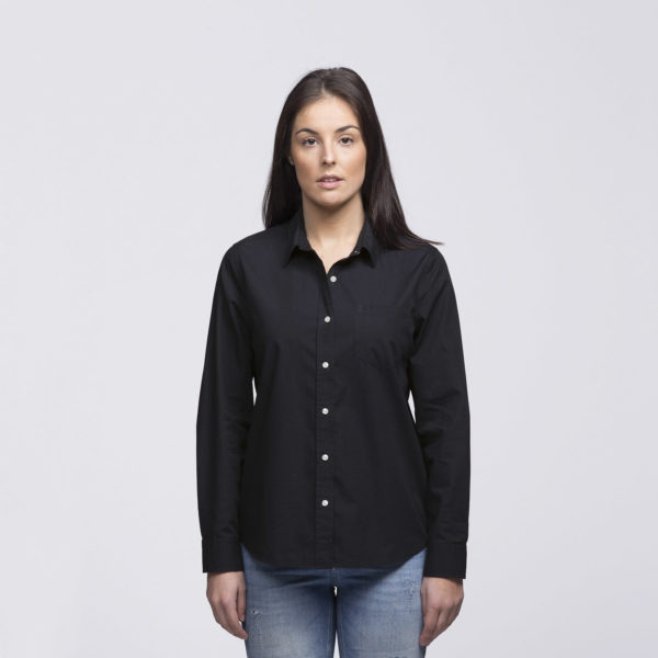 Womens Black - Front
