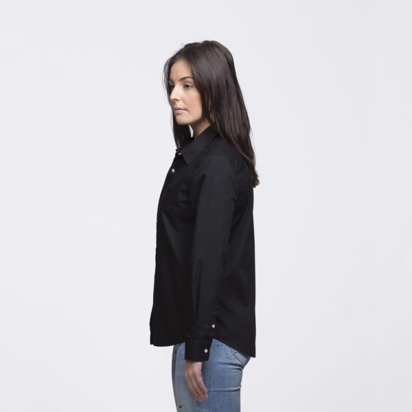 Womens Black - left