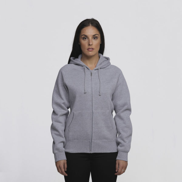 Womens Grey Marle - Front