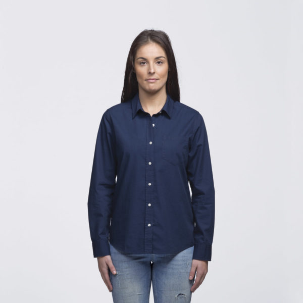 Womens Navy - Front