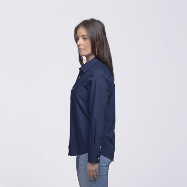 Womens Navy - left