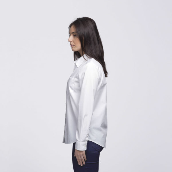 Womens White - left