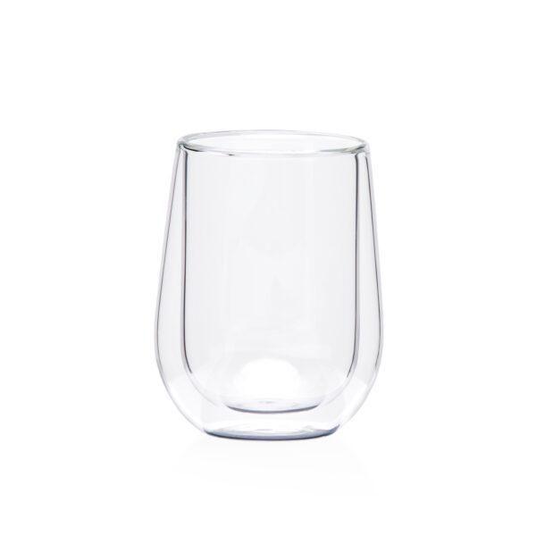 180ml Double Walled Tea Glass