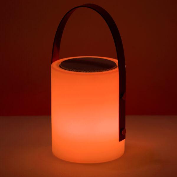 Orange Mood Lighting