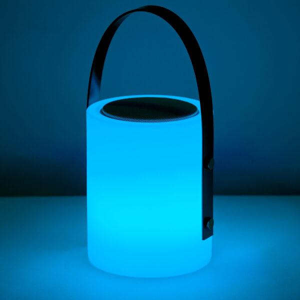 Turquoise Mood Lighting