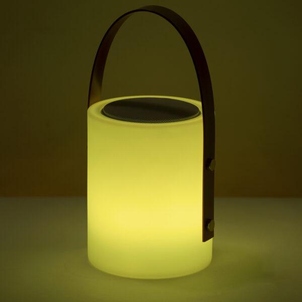 Yellow Mood Lighting